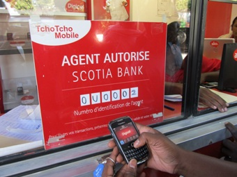 Winner of the Haiti Mobile Money Initiative: Tcho Tcho Mobile